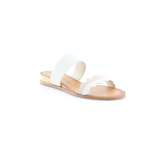 Dolce Vita Pacer Women's Sandals & Flip Flops White Multi
