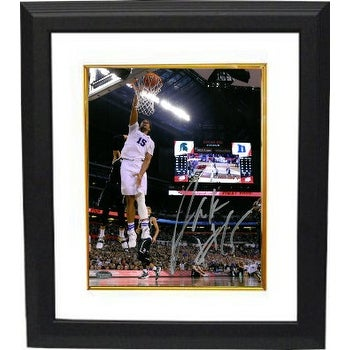 1eab8a41351 Shop Jahlil Okafor signed Duke Blue Devils 16x20 Photo 15 Custom Framed  Final Four vs Michigan State - Free Shipping Today - Overstock - 19867836