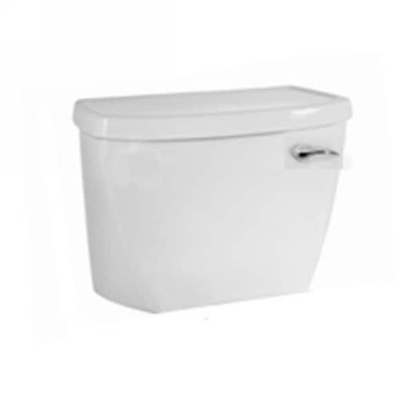 American Standard 4142.800 Yorkville Vitreous China Toilet Tank Only with Right Mounted Trip Lever, 1.6 gpf - White