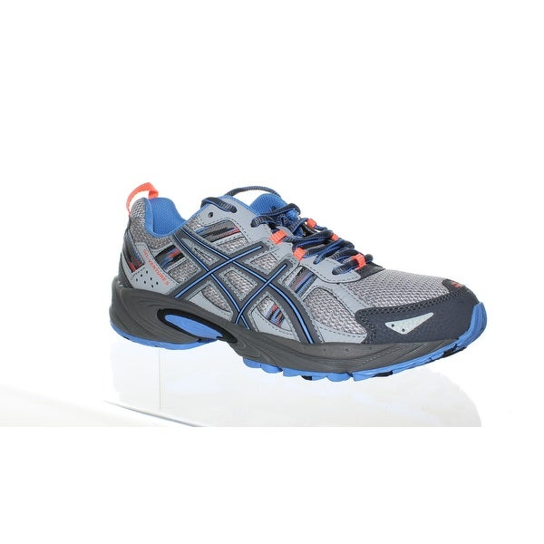 049f3d4ec2dc Shop ASICS Womens Gel-Venture 5 Gray Running Shoes Size 11 - Free ...