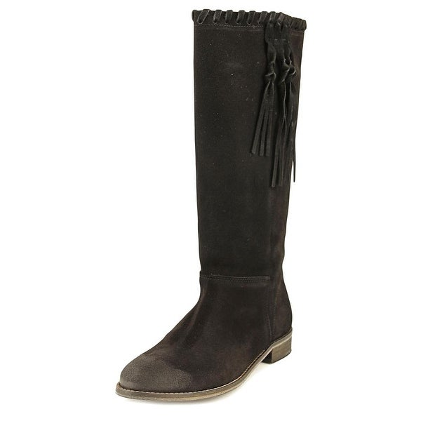 MTNG 94323 Round Toe Leather Winter Boot