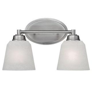 Millennium Lighting 3222 Franklin 2 Light Bathroom Vanity Light