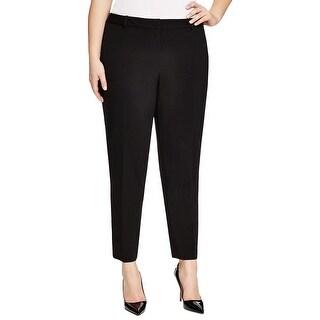 MICHAEL Michael Kors Womens Plus Pants Straight Ankle