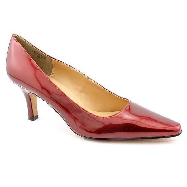 Karen Scott Clancy Women  Pointed Toe Synthetic Red Heels