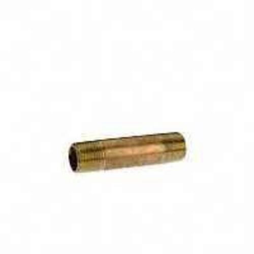 Anderson Metals 38300-0825 Brass Nipple1/2X2-1/2