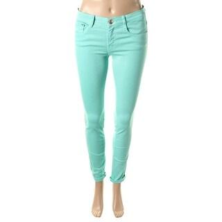 Zara Trafaluc Womens Colored Slim Fit Skinny Jeans - 2