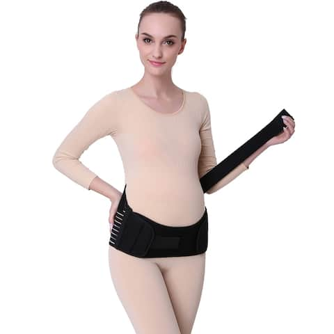 Maternity Belt Pregnancy Support Band with Back and Pelvic Support