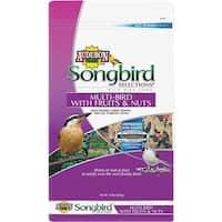 Global Harvest Foods 15Lb Fruit&Nut Bird Seed 11980 Unit: BAG