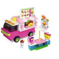 Shopkins Kinstructions Building Set: Shopville Food Fair Truck - Multi