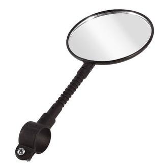 Unique Bargains Motorbike 3 1 Diameter Round Side Rearview Blind Spot Mirrors Black