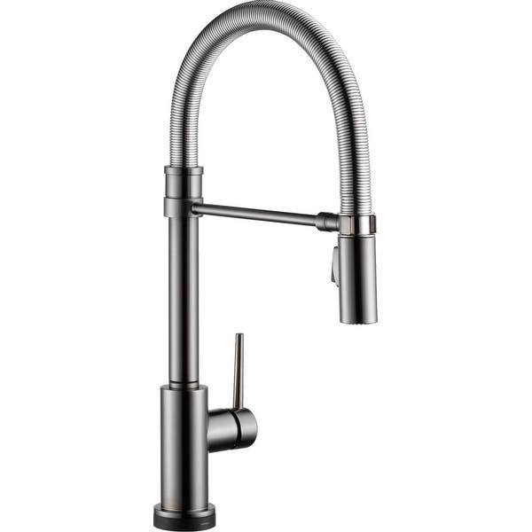 Shop Delta 9659T-DST Trinsic Pro Pre-Rinse Pull-Down Kitchen ...