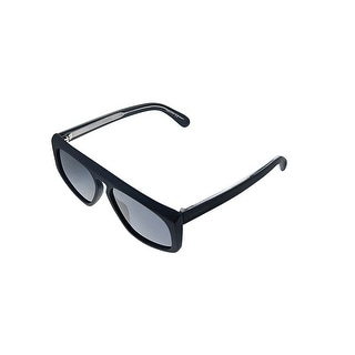 Link to Givenchy  GV 7125/S 003 IR Womens Matte Black Frame Grey Gradient Lens Sunglasses Similar Items in Women's Sunglasses