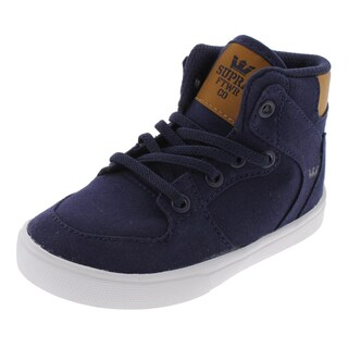 Supra Boys Vaider Casual Shoes High Top Fashion