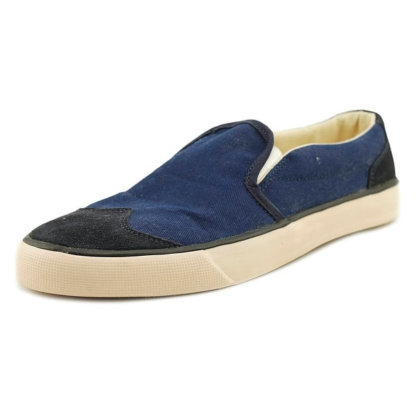 You Must Create YMC Slip-On Navy Loafers