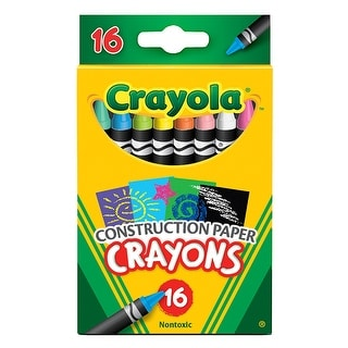 Crayola 16 Ct Crayons For