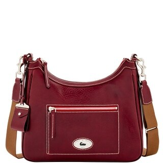 Dooney & Bourke Florentine Toscana Large Crossbody Hobo (Introduced by Dooney & Bourke at $448 in Sep 2016)