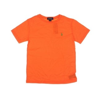 Polo Ralph Lauren Boys Crew Neck Cotton T-Shirt