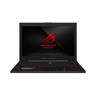 """NEW - New Asus GX501GI-XS74 15.6"""" Laptop Intel i7-8750H up to 4.10 GHz 16GB 512GB NVMe"""