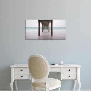 Easy Art Prints Lee Sie's 'Poseidon's Gate' Premium Canvas Art