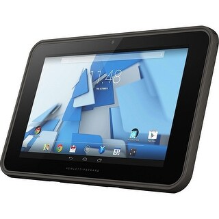 "Manufacturer Refurbished - HP Pro 10 EE G1 10.1"" Tablet Intel Z3735G 1.33 GHz 1GB 16GB Android 4.4.4 KitKat"