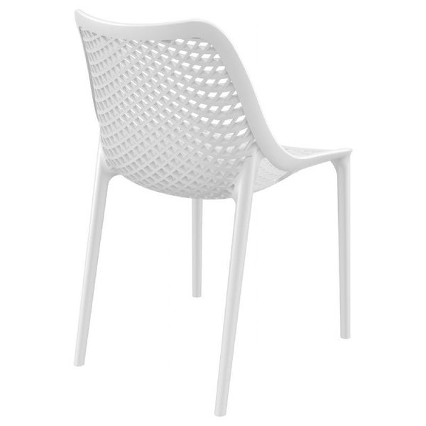 Compamia Air Outdoor Dining Chair Set of 2 - White