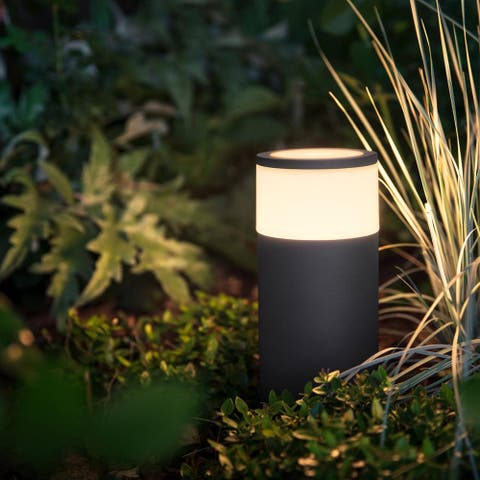 Phillips White and Color Ambiance Outdoor LED Calla Landscape Path Light Extension