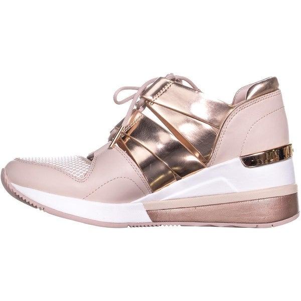 Shop MICHAEL Michael Kors Beckett Trainer Sneakers, Soft