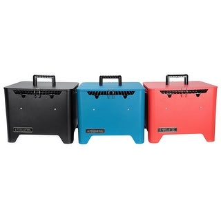 Link to Permasteel Portable Square Charcoal Grill Similar Items in Grills & Outdoor Cooking