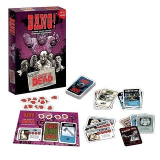 Bang! We Are The Walking Dead Expansion Card Game - multi
