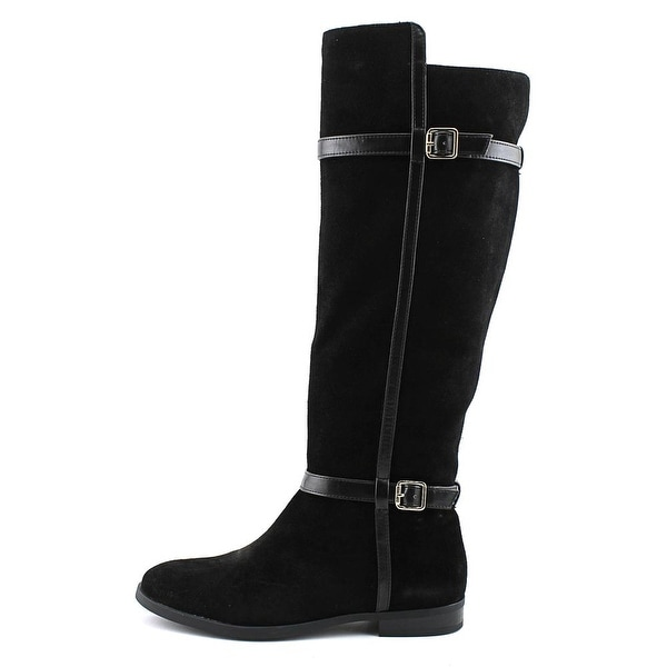 INC International Concepts Womens AMELIEE Closed Toe Knee High Fashion Boots - 7.5