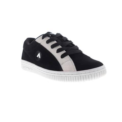 Airwalk Random Black White Womens Athletic Skate Shoes