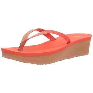 UGG Australia Womens Ruby Leather Open Toe Beach