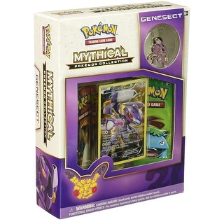 Pokemon Trading Card Game Mythical Genesect Collection