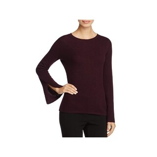 Private Label Womens Pullover Sweater Flare Sleeve Everyday