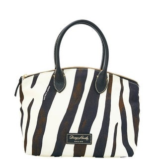 Dooney & Bourke Nylon Small Gabriella (Introduced by Dooney & Bourke at $218 in Sep 2016) - Zebra