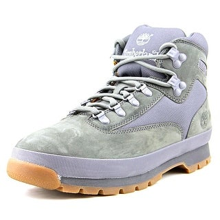 Timberland The Euro Hiber Boot Round Toe Leather Boot