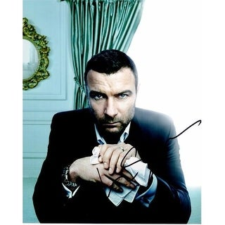 8 x 10 in. Liev Schreiber Signed-Autographed Ray Donovan Photo -