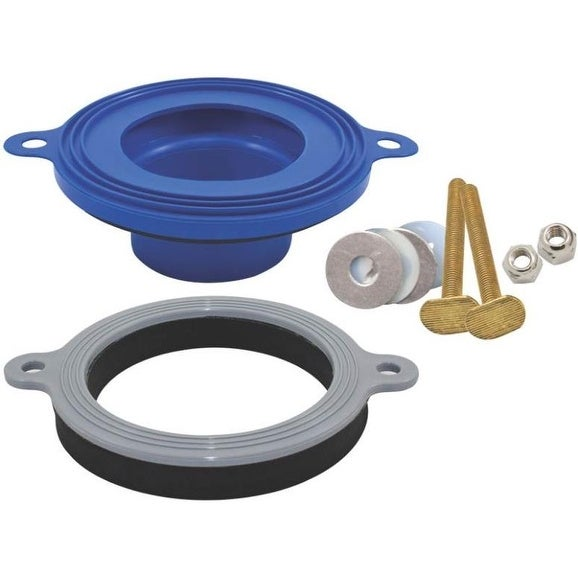 Shop Fluidmaster 7530P8 Better Than Wax Toilet Bowl Gasket
