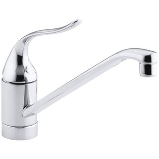 Kohler K-15175-PT Single Handle Kitchen Faucet from the Coralais Series