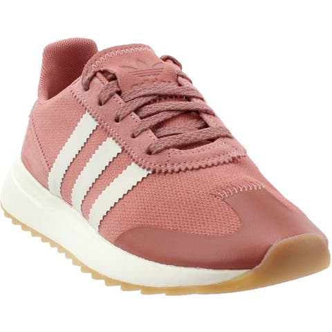 adidas Flashback Runner Womens Sneakers Shoes Casual - Pink