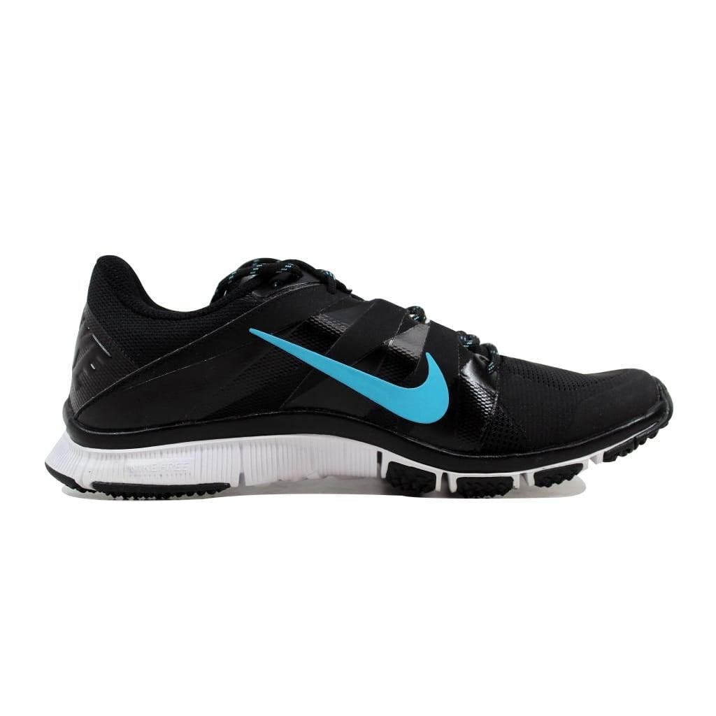 Nike Men's Free Trainer 5.0 BlackGamma Blue White 511018 044
