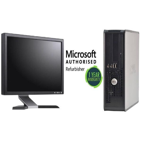 """Dell 580 SFF, AMD Athlon 3.2GHz, 4GB, 250GB, W10 Home, 15"""" LCD"""