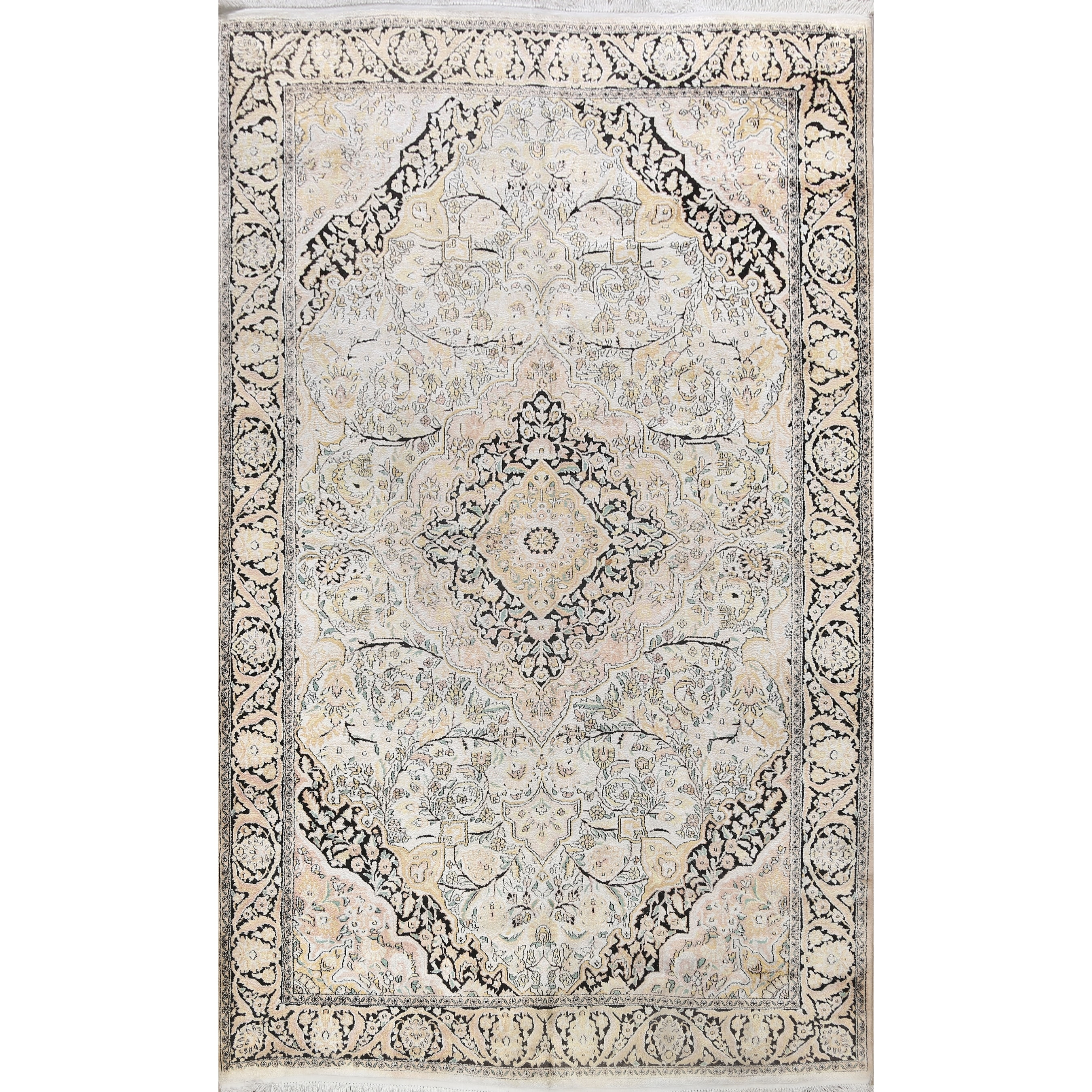 Area Rug Hand Knotted Home Decor Carpet