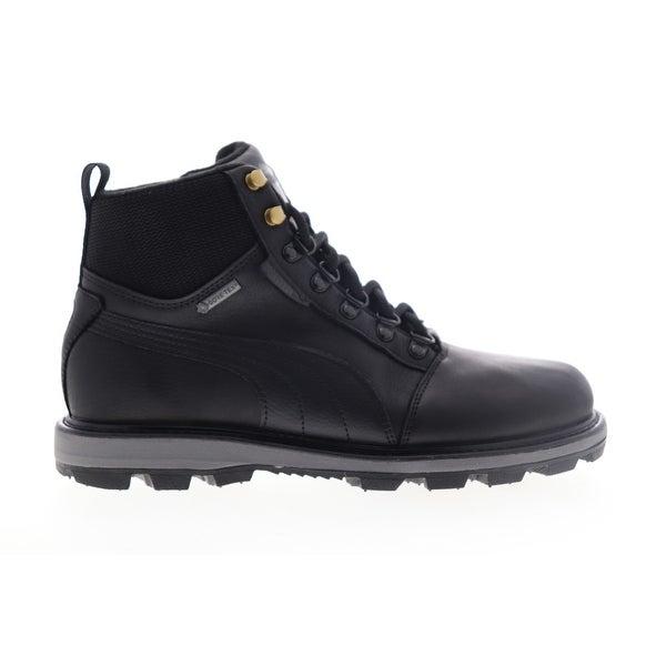 Shop Puma Tatau Fur Boot GTX Black