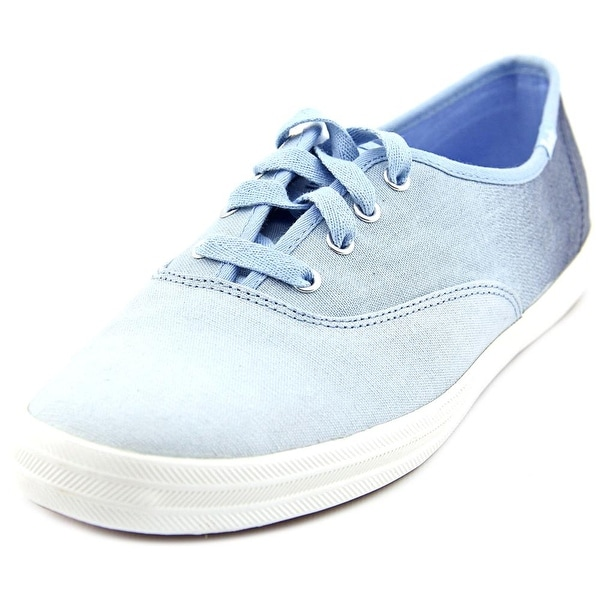 Keds Ch Ombre Women  Round Toe Canvas Blue Sneakers