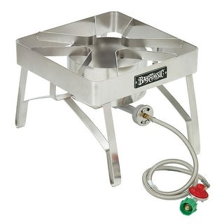 Bayou Classic® Stainless Steel Bayou Brew Cooker