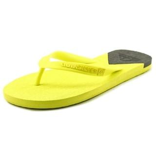 Quiksilver Molokai New Wave Men Open Toe Synthetic Flip Flop Sandal