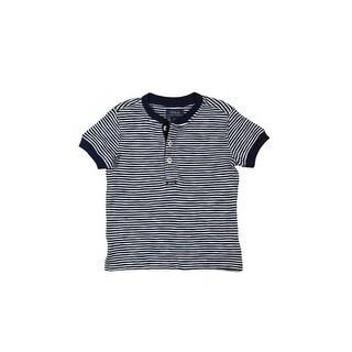 Polo Ralph Lauren Henley Shirt Toddler Boys Striped - 3/3t