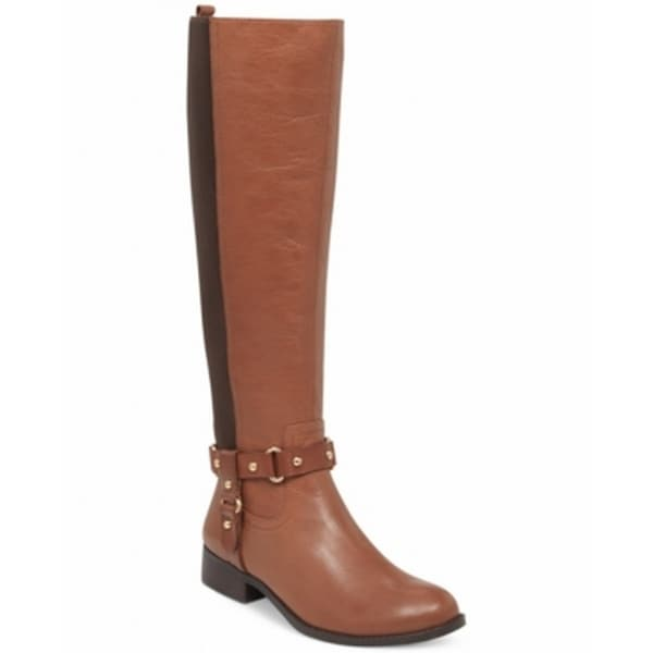 Jessica Simpson NEW Brown Shoes Size 6M Knee-High Leather Boots