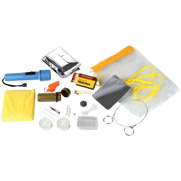 Stansport 625 Emergency Survival Kit